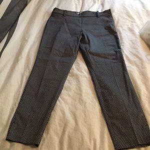 Size 10 H&M ankle pants